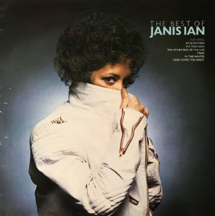 Janis Ian - The Best Of Janis Ian (LP) (VG/G+)